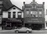 Modern Cleaners and Ashland Sewing Machine Co
