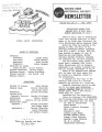 Brown Deer Historical Society Newsletter, May 1984