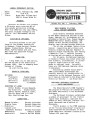 Brown Deer Historical Society Newsletter, February 1988