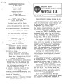 Brown Deer Historical Society Newsletter, June 1974