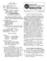 Brown Deer Historical Society Newsletter, January 1975