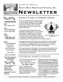 Brown Deer Historical Society Newsletter, April 2010