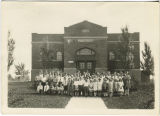 Brown Deer School Class Portrait 1925
