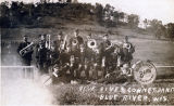 Blue River Cornet Band, Blue River, Wis.