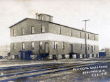 Bekkedal Warehouse, Boscobel, Wis, #26 - 1909