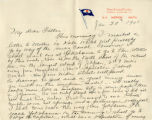 Letter to John Mitchell from William Mitchell
