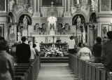 Old St. Mary's Mass 1981
