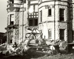 Elizabeth Plankinton House during demolition