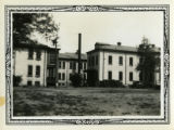 Camp infirmary, Fort Sheridan, 1933
