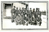 A group of recruits, CCC Camp 657, 1933-1937