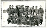 Recruits, CCC Camp 657, Elcho, 1933-1937