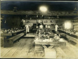 Mess hall and kitchen, 1900-1920