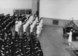 Nursing students honored at Milwaukee Institute of Technology graduation ceremony 6-15-1964