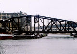 CNW swing bridge