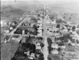 Aerial photo of Lena (Wis.)