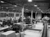 Oconto Falls Paper and Power, converting machines in finishing room