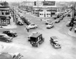 Remember When...police directed traffic at busy intersections like this?
