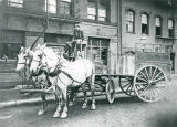 Remember When...horses pulled delivery wagons?