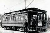 Remember When...baseball fans rode the streetcar?