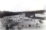 Remember When...ice skaters jammed the Milwaukee River?