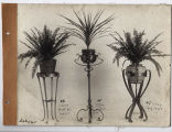 Untitled (3 Plant Stands)
