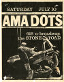 Ama Dots at The Stone Toad