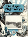 Badger Highways - Vol. 05, no. 02, February 1929