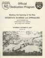 Highway Dedication Programs - Interstate 90 Bridge, LaCrosse - 1967