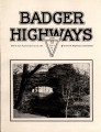Badger Highways - Vol. 01, no. 06, June 1925