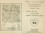 Highway Dedication Programs - Interstate 94 - Jefferson County - October 27, 1965