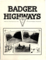 Badger Highways - Vol. 01, no. 07, July 1925