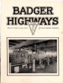 Badger Highways - Vol. 01, no. 10, October 1925