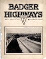 Badger Highways - Vol. 01, no. 11, November 1925