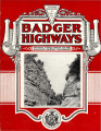 Badger Highways - Vol. 03, no. 11, November 1927