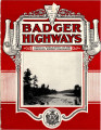 Badger Highways - Vol. 03, no. 12,  December 1927