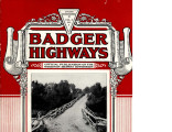 Badger Highways - Vol. 03, no. 08,  August 1927