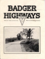 Badger Highways - Vol. 01, no. 02, February 1925