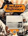 Badger Highways - Vol. 05, no. 03, March 1929