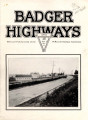 Badger Highways - Vol. 01, no. 04, April 1925