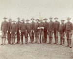 Officers of the 3rd Battalion, 4th Wisconsin Infantry