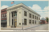 067: The First National Bank, Dodgeville, Wisconsin.