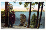 Winnebago Indians in the Dells of the Wisconsin River - 33