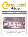 Consolidated News, v. 5 #3, April 1930