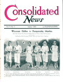 Consolidated News, v. 5 #7, August 1930