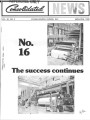 Consolidated News, v.30, #3. May-June 1992
