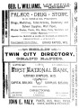 Bellis' Twin city directory, 1892 : a complete city directory of Grand Rapids