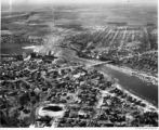 Aerial view of Wisconsin Rapids
