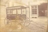 D.D. Evans & Co. grocery delivery wagon