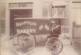 Boston Bakery delivery wagon