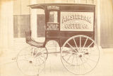 Amsterdam Coffee Co. delivery wagon.